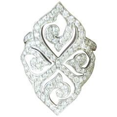 Gorgeous Diamond Gold Ring