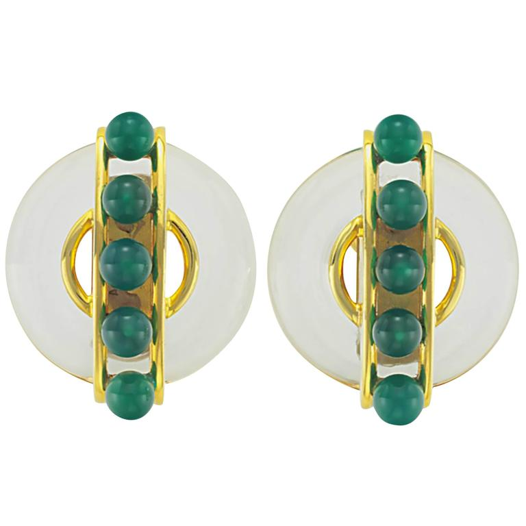 Cartier Aldo Cipullo Ear Clips  For Sale
