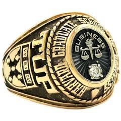 Deakin Alumni Ring