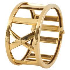 Atlas wide open bracelet by TIFFANY & Co.