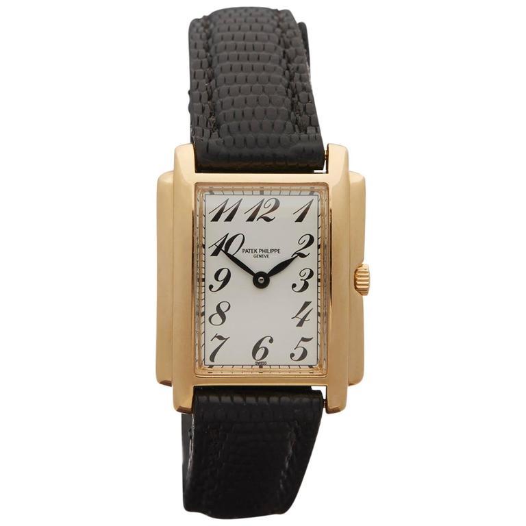Patek Philippe Gondolo 4824 ladies 4824 watch 1
