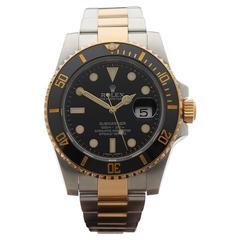 Rolex Submariner ceramic gents 116613LN watch