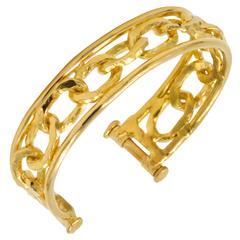 Jean Mahie Cufflink Bracelet