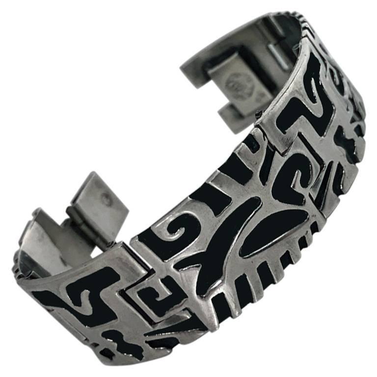 1950s Mexican Sterling Bracelet