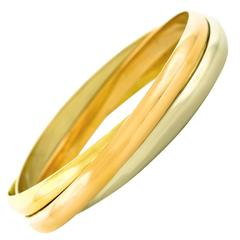 Cartier Trinity Three-Color Gold Bracelet