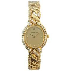 Ladies Diamond Audemars Piguet Watch