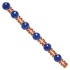 Bulgari Star Spangled Banner Bracelet