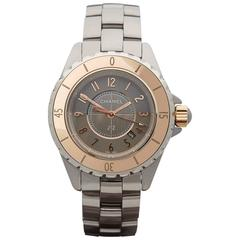 Chanel J12 chromatic ladies H4197 watch