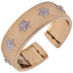 Estate Buccellati Cuff Bracelet