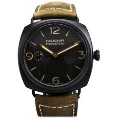 Panerai Composite Radiomir  3 Days PAM 504 Wristwatch