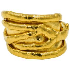 Jean Mahie Charming Monster Ring