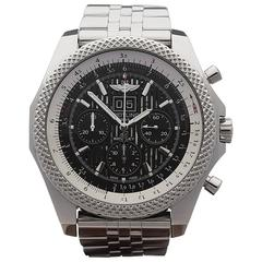 Breitling Bentley 6.75 speed skeletonized chronograph gents A4436412/BC77 watch
