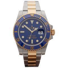 Rolex Submariner ceramic gents 116613LB watch