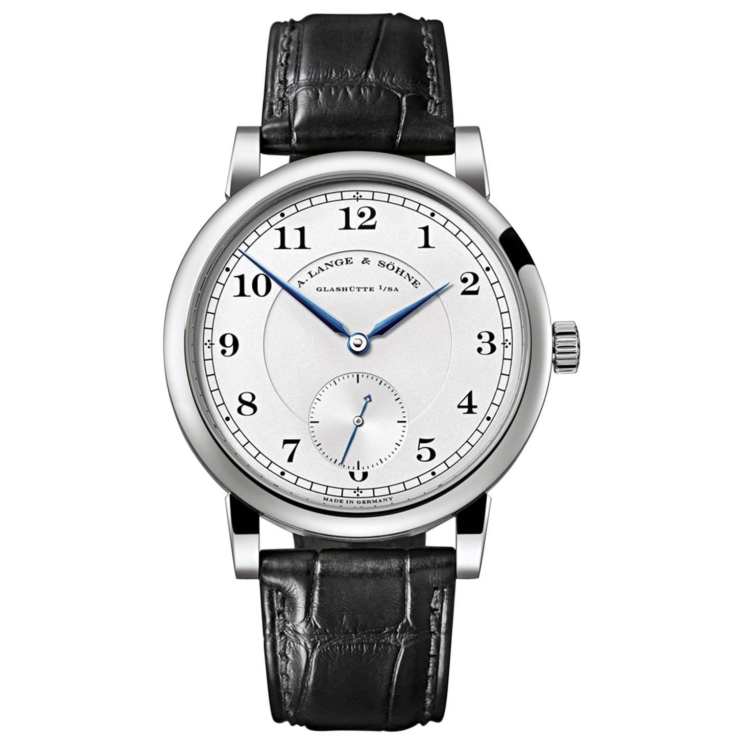 A. Lange and Sohne 1815 White Gold 233.026 Wristwatch For ...