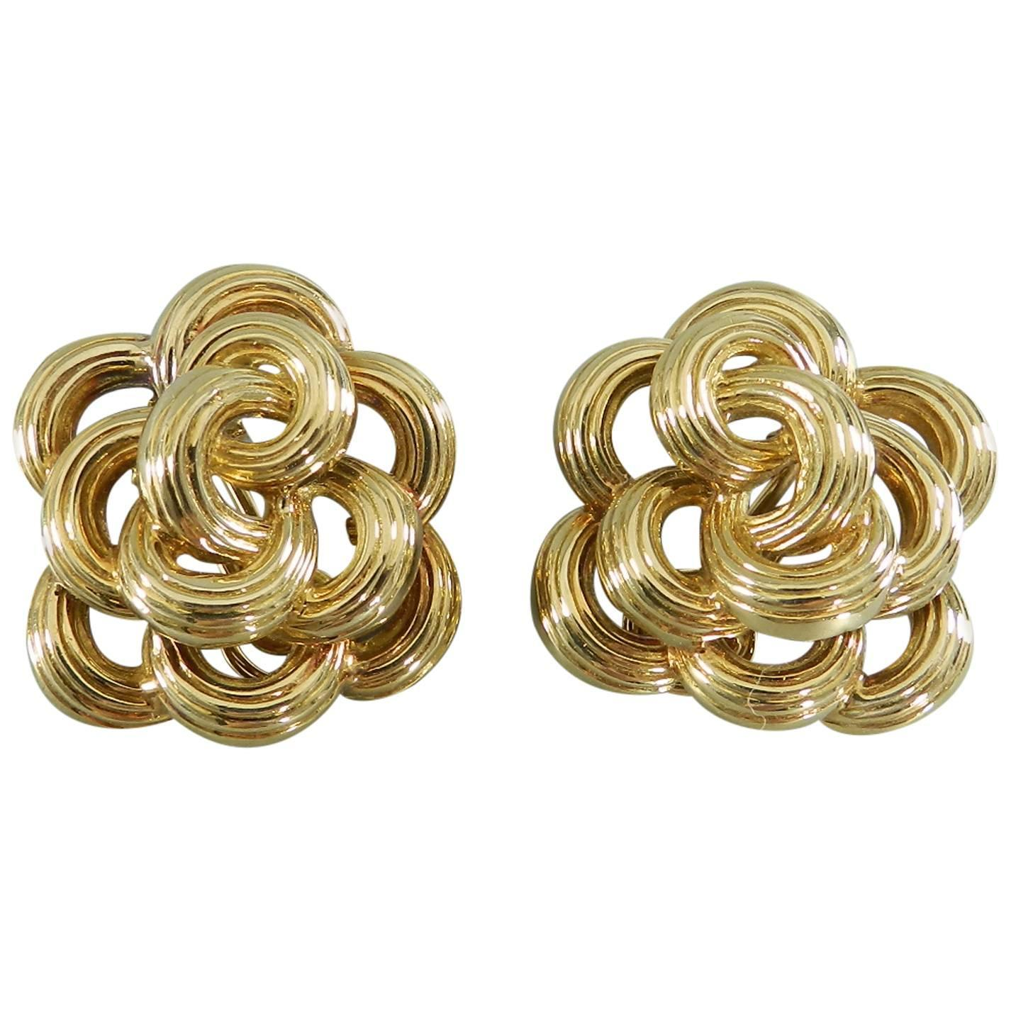 gold italiangoldjewelry htm earrings jewelry italiangoldringside specialcollections italian