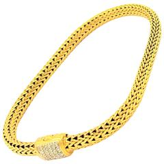 Diamond Gold And Antique More Bracelets 1 587 For Sale