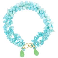Chalcedony Opal Necklace