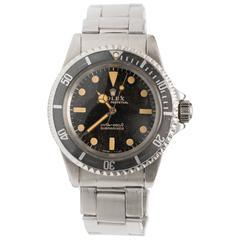 Rolex 5513 Matte Submariner Watch