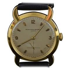 Vacheron Constantin Yellow Gold Wristwatch