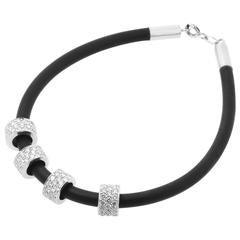 Gold & Diamond 18K Gold Bracelet