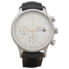 Maurice Lacroix Les Classiques Chronograph Automatic Wristwatch Ref LC6058