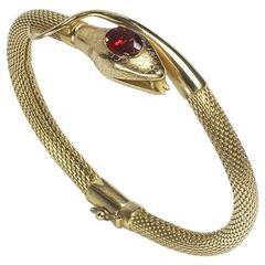 Italian Snake Bracelet