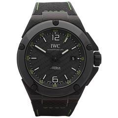 IWC Ingenieur carbon performance gents IW322404 watch