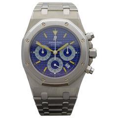 Audemars Piguet Titanium Royal Oak city of sails Automatic Wristwatch