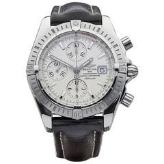 Breitling Chronomat evolution chronograph gents A13356 watch