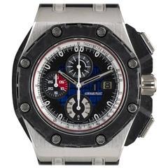 Audemars Piguet Platinum Royal Oak Offshore Grand Prix Wristwatch