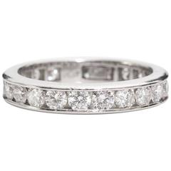 Harry Winston Diamond Wedding Band