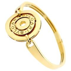 Bulgari Astrale Gold Bangle Bracelet