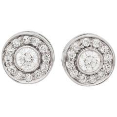 Tiffany & Co. Mini Circlet Earrings