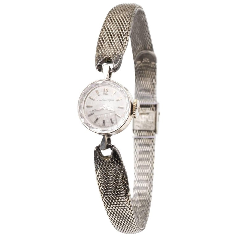 1960s Girard Perregaux Wristwatch For Sale