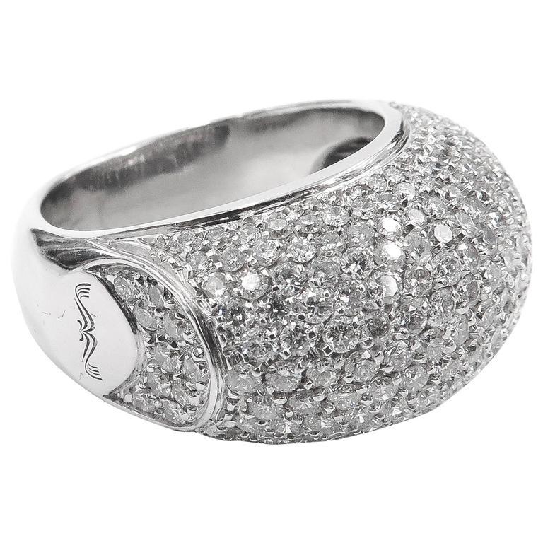 Diamond Pave Ring