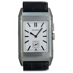 Jaeger LeCoultre Grande Reverso Ultra Thin Duo face Stainless Steel Q3788570