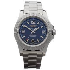Breitling Stainless Steel Colt Quartz Wristwatch