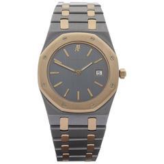 Audemars Piguet Tantalum Rose Gold Royal Oak Automatic Wristwatch