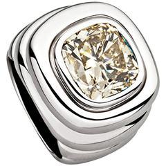 Colleen B. Rosenblat Beryl White Gold Ring