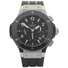 Hublot Stainless Steel Big Bang Automatic Wristwatch
