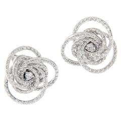 Hammerman of New York Diamond  Earrings