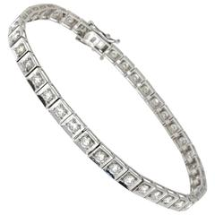 Diamonds Big Tennis Bracelet