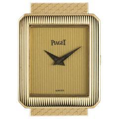 Piaget Ladies Gold Wristwatch