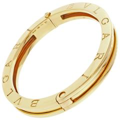 Bulgari Bvlgari B.Zero1 Bangle Bracelet.