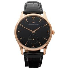 Jaeger-LeCoultre Rose Gold Master Grande Ultra Thin Automatic Wristwatch