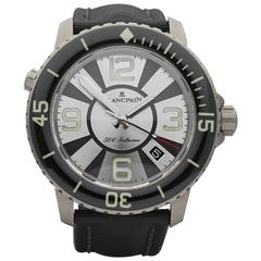 Blancpain Titanium Fifty Fathoms 500 Fathoms Automatic Wristwatch
