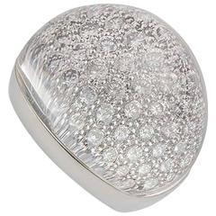 Cartier Myst de Cartier Diamond Dress Ring 4.00 Carat