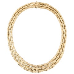 Tiffany & Co. 18K Yellow Gold Necklace