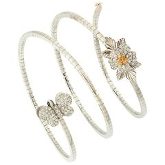 Stambolian Enchanted Garden Flexible Bracelet