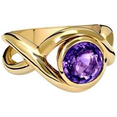 Cassandra Goad Severine Amethyst Ring